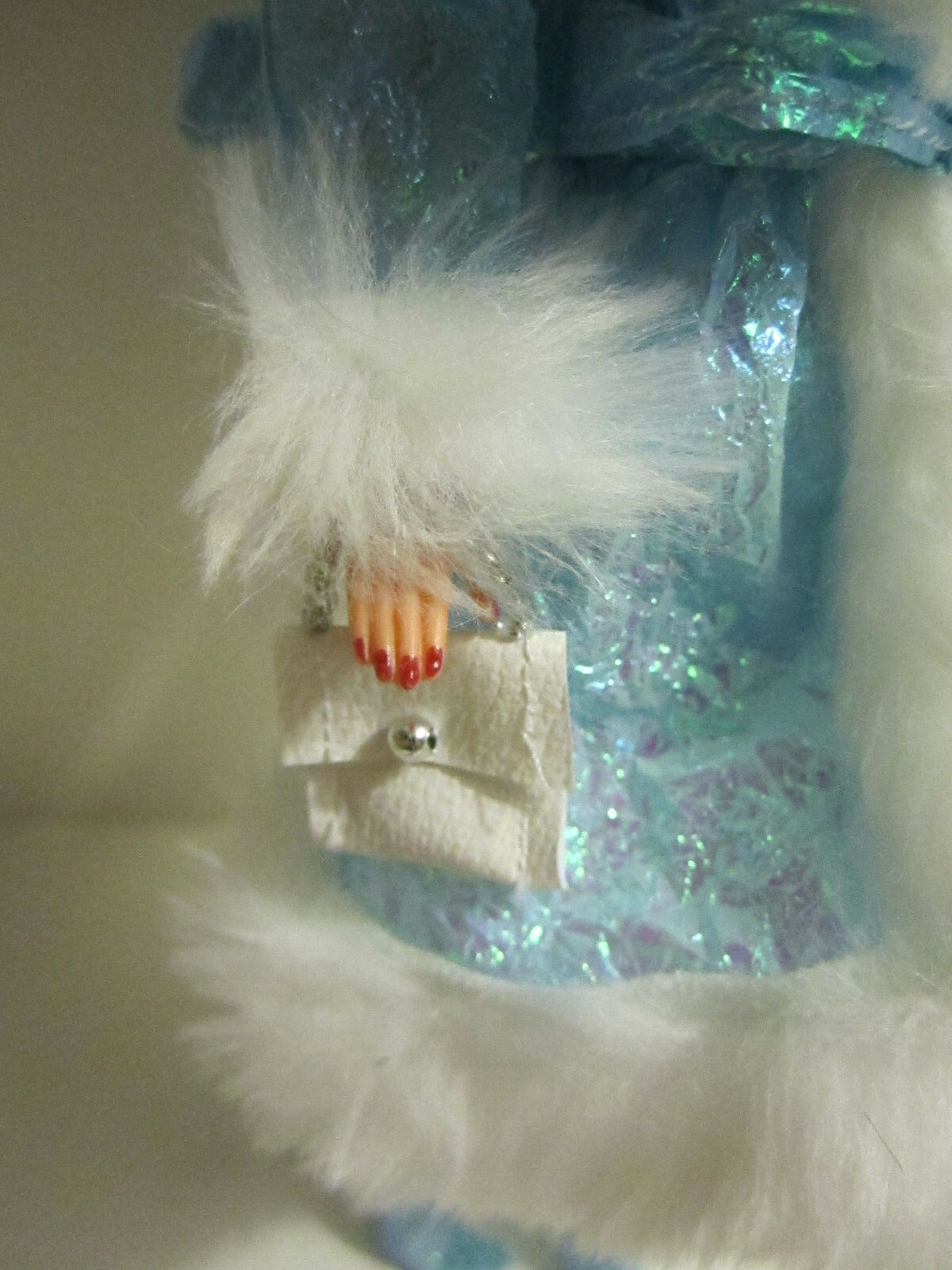 Collector Barbie Blue Mini Go Maxi OOAK by Angie Gill GILLYGALS image 3