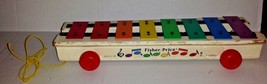 FISHER-PRICE TOY XYLOPHONE 1978 DIVISION OF QUAKER OATS CO. - $5.94