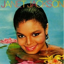 JANET JACKSON LP RECORD 1982 8 TRACKS SAY YOU DO YOU'LL NEVER FIND YOUNG... - £12.80 GBP