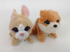 FurReal Friends Pets Barking Sounds Toy Animals Dog Bunny Lot with Batte... - $17.77