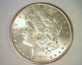 1898-S MORGAN SILVER DOLLAR NICE UNCIRCULATED NICE UNC. ORIGINAL COIN BO... - $425.00
