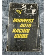 MIDWEST AUTO RACING GUIDE BOOK LARRY YARD 1972 IL IN WI MI MN KY TN (A1) - $48.02