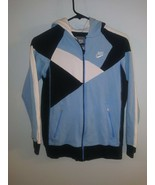 Nike Sportswear Swoosh Full Zip Track Sweatshirt Hoodie SZ Youth Medium ... - $21.77