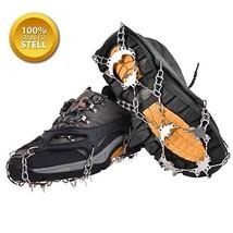 Weanas Unisex Multi-Function Anti-Slip Ice Cleat Shoe Boot Tread Grips T... - $18.20
