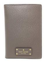 Kate Spade New York Grove Street Imogene Leather Passport Holder Wallet - Citysc - $59.95