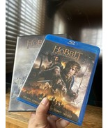 the hobbit Movies 2 Dvds Battle Of Five Army And Desolation Of Smaug - $19.79