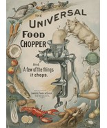 Wall Decor Poster.Room interior art design.Food chopper processor.Kitche... - $10.89+
