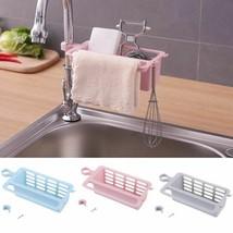 1pcs Kitchen Sink Sponge Storage Stand Room Accessories - $4.99
