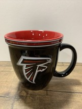 Atlanta Falcons 3-D Black & Red Coffee Cup Mug. New Without Tag. 2017 - $14.99