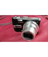 Panasonic LUMIX DMC-TZ3 7.2MP Digital Camera - black - $14.20