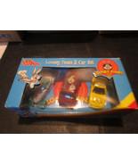 Looney Tunes 3 Car Set Racing Champions Tweety Taz Bugs - $6.85