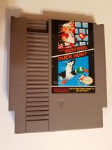 1985 NES Nintendo Super Mario Bros Duck Hunt Game Cartridge - $13.99