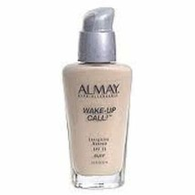 Almay Hypo-allergenic Wake up Call! Energizing Makeup Spf 15 Buff - $16.72