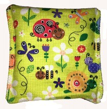 Garden Snails Pack Hot Cold You Pick A Scent Microwave Heating Pad Reusable - $9.99