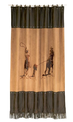 Primary image for Cowgirl Kim Team Roper Shower Curtain