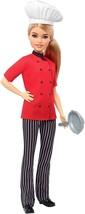 Barbie Chef Doll - $14.01