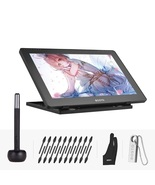 BOSTO 16HD 15.6 Inch IPS Graphics Drawing Tablet Display Monitor  - $238.99