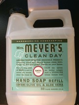 Mrs Meyer's Clean Day 33 Oz Basil Soap Refill - $13.37
