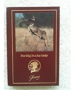 For Big Bucks Only (Hunters Information Series)(Hardcover) - $8.99