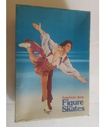 Vintage American Aces Mens Figure Skates Size 11 Style 552 New in Box - $53.36