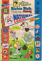 Richie Rich National League Pirates ORIGINAL Vintage 1976 Harvey Comics   - $18.55