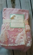 New Pottery Barn Kids LARGE Easter ORGANZA Pink... - $26.76