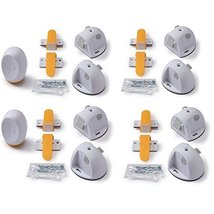 Safety 1st Adhesive Magnetic Child Safety Lock System (Set of 8 Locks and 2 Keys image 2