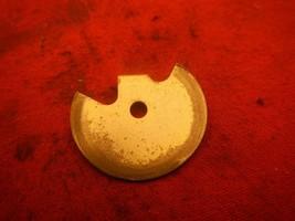 CARB THROTTLE CABLE HOLDER STOPPER PLATE 1976 HUSQVARNA HUSKY 360 WR 360... - $7.06
