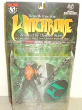 MOORE ACTION COLLECTIBLES- WITCHBLADE- KENNETH IRONS-NEW- L109 - $9.51