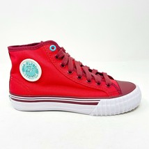 PF Flyers Center Hi Red White Kids Casual Shoes PK12OH3I - $39.95