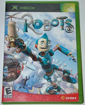 Xbox - ROBOTS (Complete with Manual) - $8.00