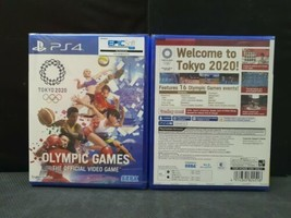 (ASIA ENGLISH VERSION) PS4 Olympic Games Tokyo 2020 Game (Brand New) - $64.34
