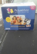 Epson PictureMate Personal Photo Lab Home Picture Printer Model B271A-Brand New - $60.00