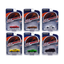 Greenlight Muscle Series 21, Set of 6 Cars 1/64 Diecast Model Cars by Gr... - $46.47
