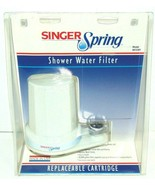 Singer Spring Shower Water Filter Replaceable Cartridge WF2201 Brand New... - $9.70