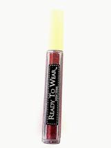 LOT OF 2 x Ready to Wear New York Lurex Lip Gloss ~ CATWALK CABERNET - $11.29