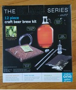 The Black Series 12 Piece Craft Beer Brew kit One Gallon New in Box - $15.35