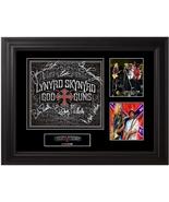 Lynyrd Skynyrd Autographed LP - $500.00