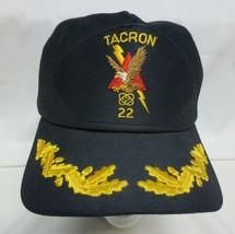 Tacron 22 Navy  Ball Cap  Senior Officer CO Made by New Era - €20,76 EUR