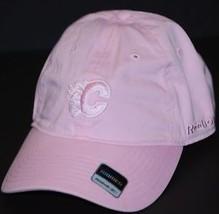 Calgary Flames Reebok Tonal Pink Logo Women's Hockey Cap Hat - $310,17 MXN