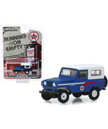 1964 Nissan Patrol Blue with White Top Caltex Running on Empty Series 9 ... - $31.29