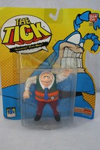 "The Tick ""Exploding Dyna Mole"" Action Figure - Bandai 1994 - $19.44"