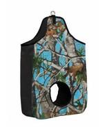 Large Camouflage Nylon Double Open sided Hay Bag Horse Cow Llama Goat Do... - $14.02
