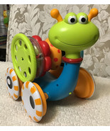 Yookidoo Musical CRAWL N' GO SNAIL with Stacker - Encourages Baby's Craw... - $47.52