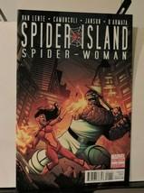 Spider-Island Spider-Woman #1  nov 2011 - $4.42
