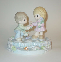 Loving Starts With You Precious Moments Figurine Collectors Club Rare NW... - $69.29