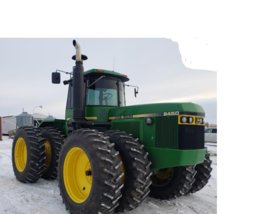 1983 JOHN DEERE 8450 For Sale In Montour, Iowa 50173 image 6