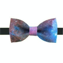 Creative Stylish Fashion Bow Tie Starry Sky Men Tie Neckties Boy Bow Ties Cravat
