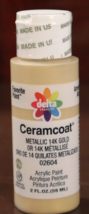 2, 8, or 16 Oz Delta Creative Ceramcoat Acrylic Paint - Choose Your Colors - New - $5.00+