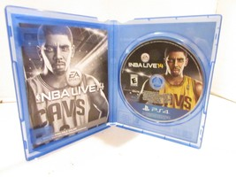 PLAYSTATION 4 NBA LIVE 14 VIDEO GAME DISC & CASE  NO MANUAL  PS4 - $4.70